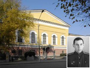 Рязанское училище. Курсант.